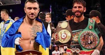 Vasyl Lomachenko vs Jorge Linares