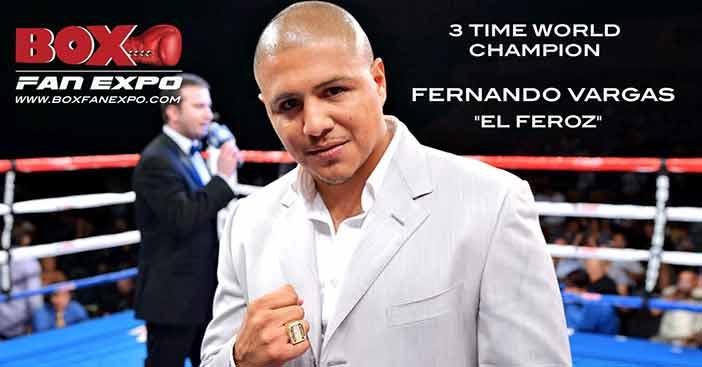"""Fernando """"Feroz"""" Vargas"""