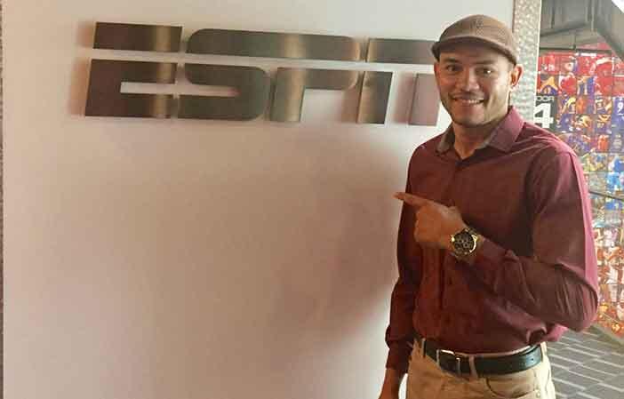 "José ""Bolivita"" Uzcategui (Credito de fotos: Knucklehead Boxing)"