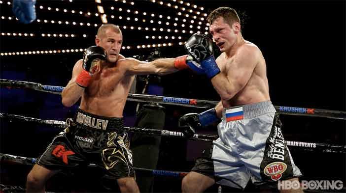 Kovalev vs Mikhalkin (HBO)