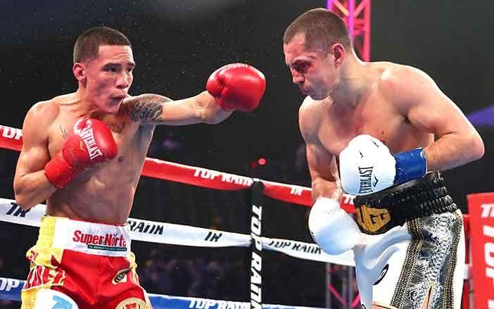 Óscar Valdez vs Scott Quigg