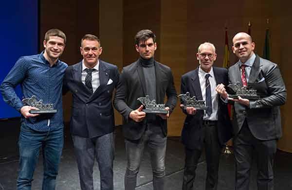 Premios AEBOX (Foto J.L.Recio)