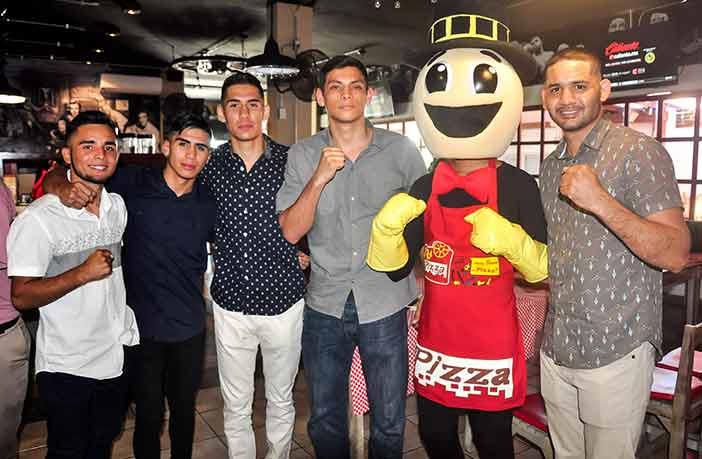 Noche des prospectos (Foto: Temmy Villa, Zápari Boxing Promotions)