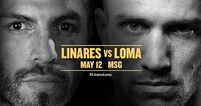 Linares vs Lomachenko