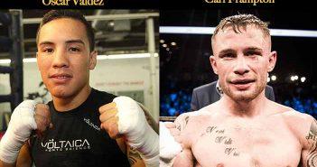 Óscar Valdez vs Carl Frampton