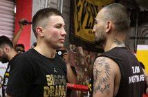 Golovkin vs Martirosyan CREDITO DE FOTOS: Tom Hogan/GGG Promotions