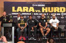 Lara vs Hurd conferencia