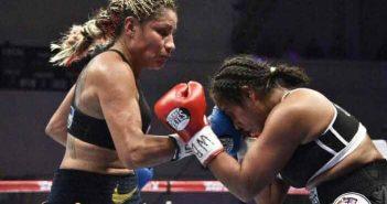 Mariana Juárez vs Carolina Princesa Arias