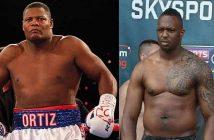 Luis Ortiz vs Dillian Whyte