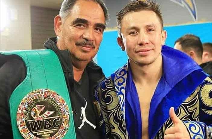 Abel Sánchez y Golovkin