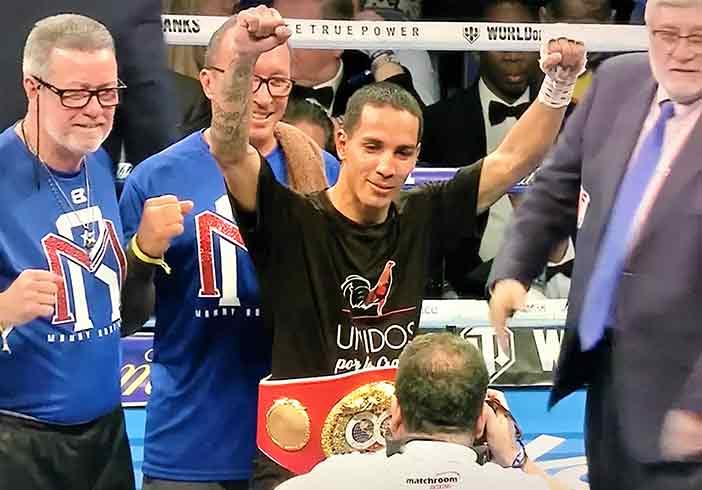 "Enmanuel ""Manny"" Rodríguez (Foto: Matchroom Boxing)"