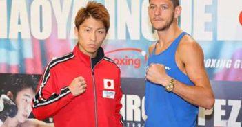 Naoya Inoue vs Jamie McDonnell