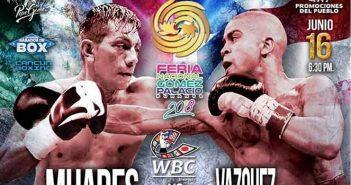 Mijares vs Vázquez jr.