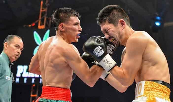Francisco 'Chihuas' Rodríguez vs Yohei Tobe