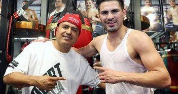 José Ramírez y Robert García