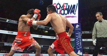 Wilfredo Vázquez Jr. vs Cristian Mijares