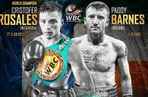 "Cristofer ""Látigo"" Rosales vs Paddy Barnes"