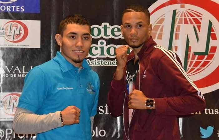 """Eduardo """"Rocky"""" Hernández vs """"Maravilla"""" Cabrera (Promociones del Pueblo)"""