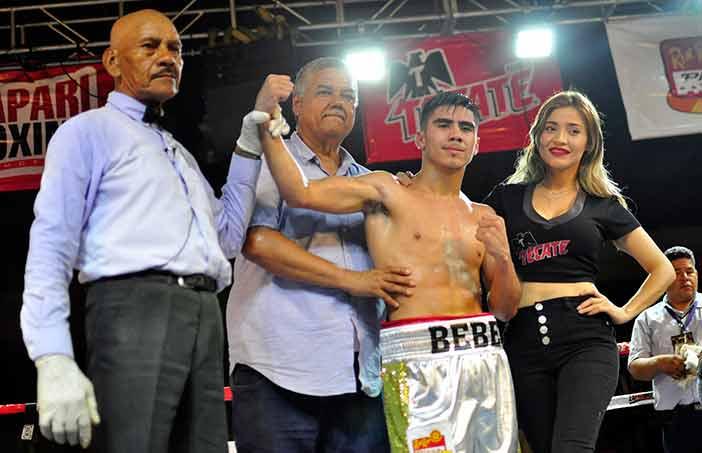 """Rubén """"Bebé"""" Vega"""