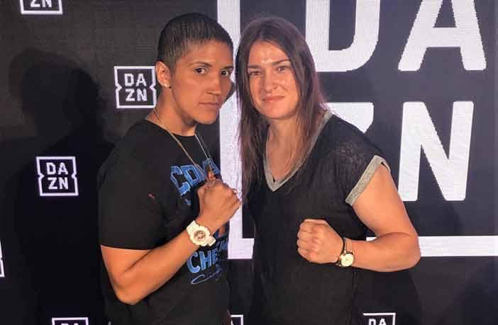 Serrano vs Katie Taylor