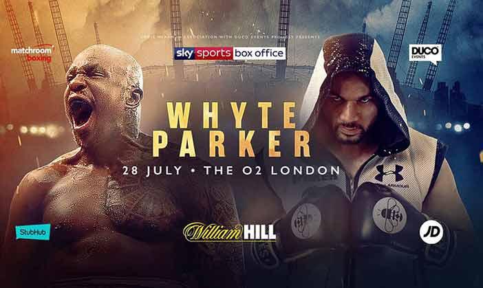 Whyte vs Parker