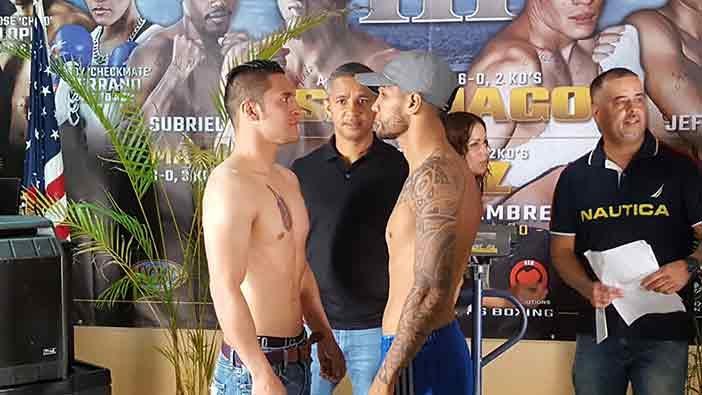 Figueroa vs Santiago