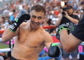 Gennady Golovkin podría pelear con Callum Smith en  mayo