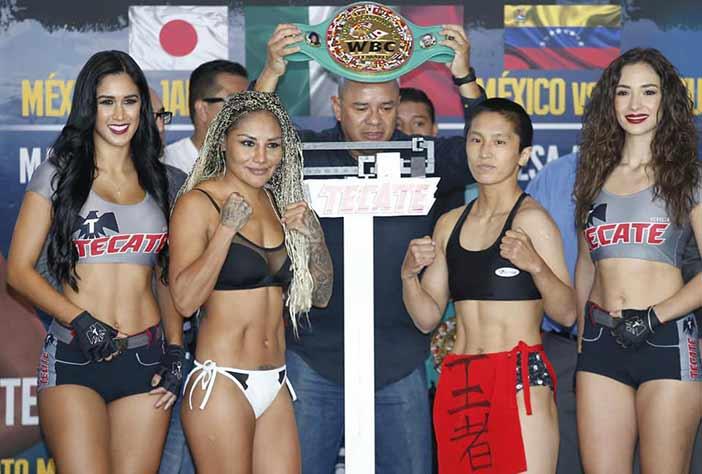 Mariana 'Barby' Juárez vs Nuke