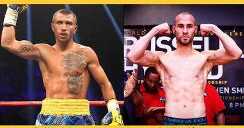 """Vasyl Lomachenko vs José """"Sniper"""" Pedraza"""