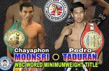 Menayothin vs Pedro Taduran