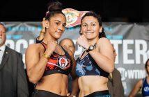 Amanda Serrano vs Yamila Reynoso