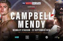 Campbell vs Mendy