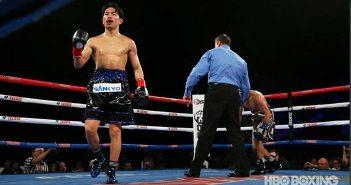 Kazuto Ioka vs McWilliams Arroyo (HBO BOXING)