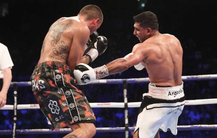 Samuel Vargas vs Amir Khan