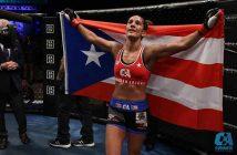 Amanda Serrano (Foto: Combate Américas)