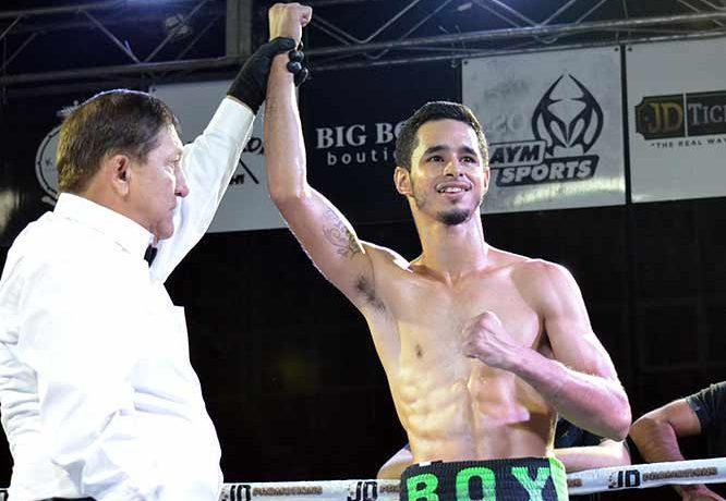 "Anthony ""Boy"" Jiménez ( Zápari Boxing Promotions)"