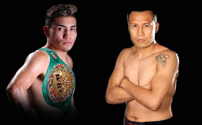 "Francisco ""Bandido"" Vargas vs Eduardo ""Rocky"" Hernández"