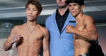 Naoya Inoue vs Juan Carlos Payano