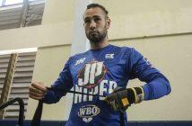 "José ""Sniper"" Pedraza (Foto: Mikey Williams/Top Rank)"
