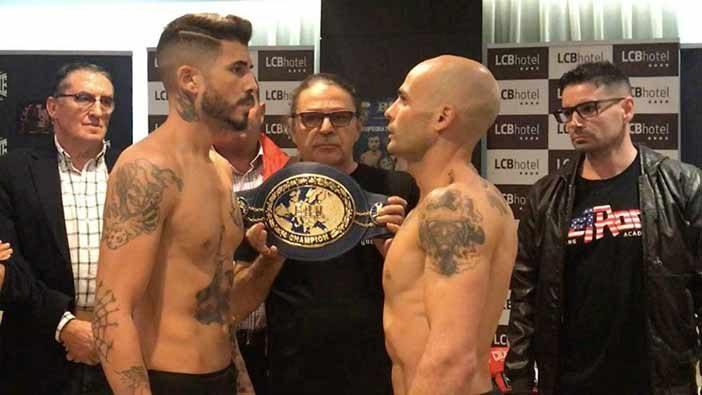Marc Vidal vs Kiko Martínez