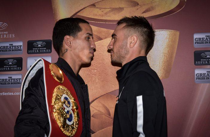 """Manny"" Rodríguez vs Moloney (Foto: Alex Nunez)"