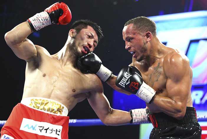 Ryota Murata vs Rob Brant (Foto: Mikey Williams / Top Rank)