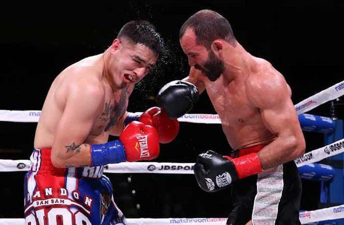 "Brandon Ríos vs Ramón ""Inocente"" Álvarez"