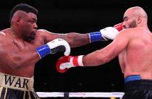 Jarrell Miller vs Bogdan Dinu