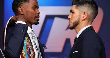 Maurice Hooker vs Alex Saucedo (Mikey Williams/Top Rank)