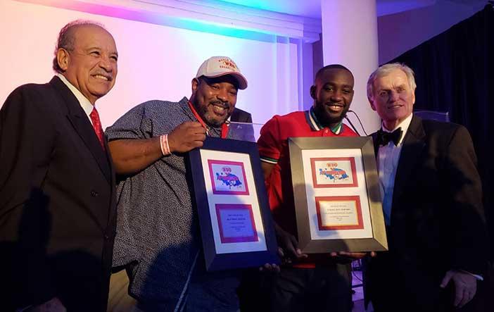 Terence Crawford es elegid Boxeador del Año por la OMB (Foto: Fernando Gaztambide)