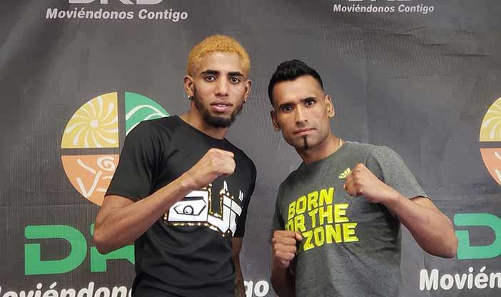 Alfredo 'Ojo' Santiago vs Víctor Barros