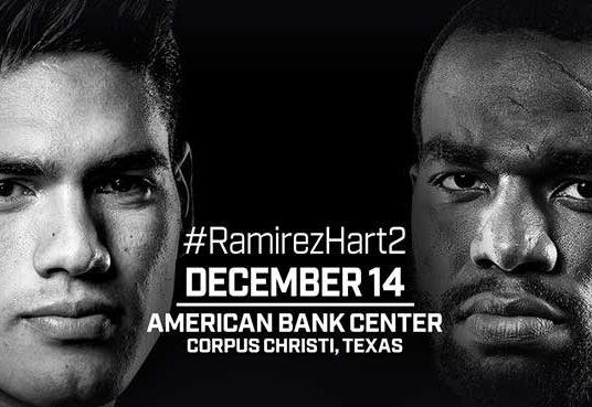 ¿Repetición o Redención? Zurdo y Hart se enfrentarán en revancha el 14 de diciembre