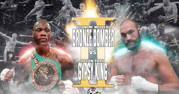 Deontay Wilder vs Tyson Fury II