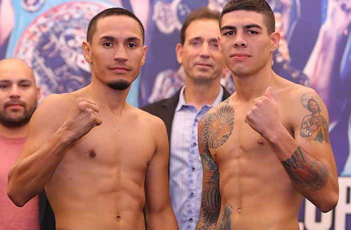 "Juan Francisco ""Gallo"" Estrada vs Víctor ""Spock"" Méndez (TopRank)"